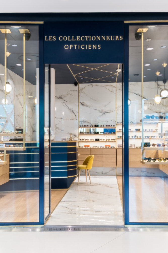Les Collectionneurs Opticiens
