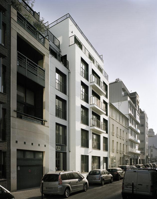 GCG, rue de Paris/du Château, Boulogne, avril 2019.